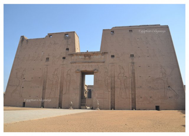 Edfu: the Temple of Horus